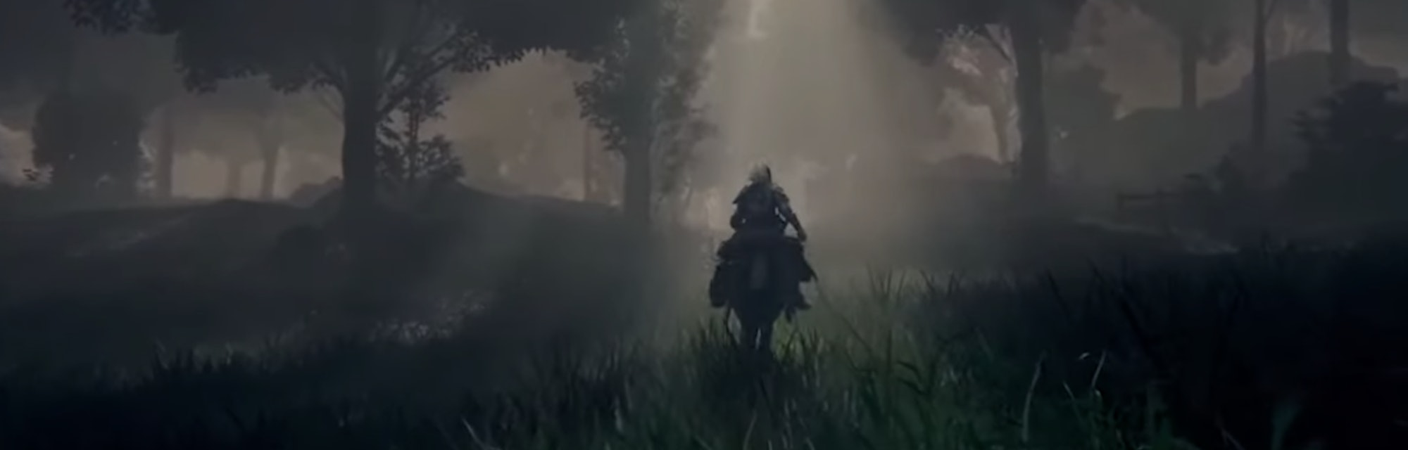 The RPG game 'Elden Rings' will be released in January 2022, according to a new trailer.
