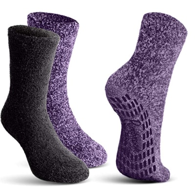 Pembrook Aloe Socks (2 Pairs)