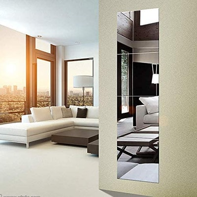EDGEWOOD Parkwood Wall Frameless Mirrors
