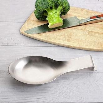 VanlonPro Stainless Steel Spoon Rest
