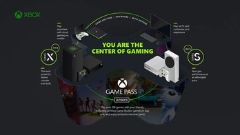 microsoft you are the center of gaming logo