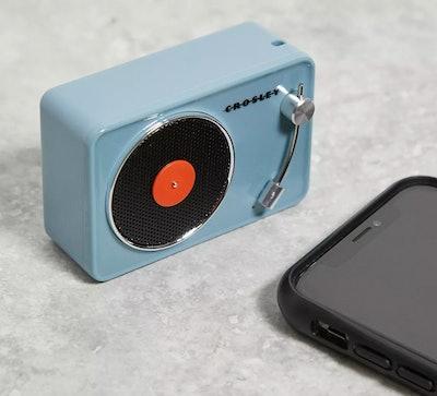 Crosley Mini Turntable Bluetooth Speaker