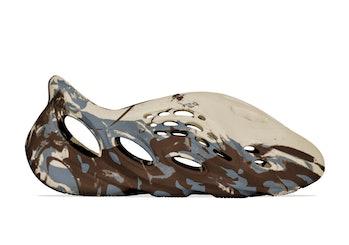 "Adidas Yeezy ""MX Cream Clay"" Foam Runner slipper"