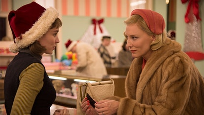 'Carol' is one of the best-known LGBTQ+ films on Amazon Prime
