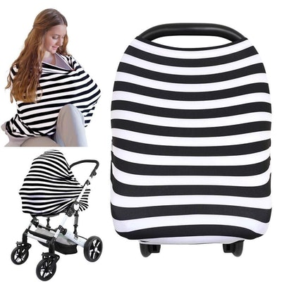 KeaBabies Carseat Canopy Cover