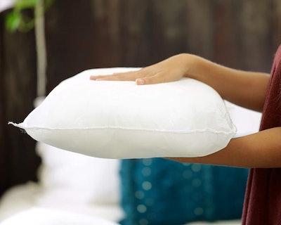 Foamily Premium Hypoallergenic Throw Pillow