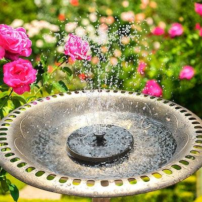 Antetek Solar Fountain