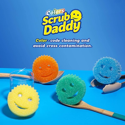Scrub Daddy Sponge Set