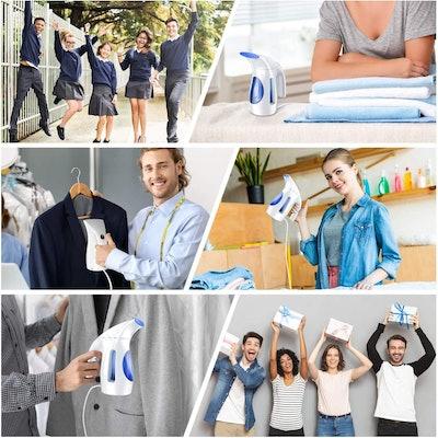 Hilife Handheld Garment Steamer