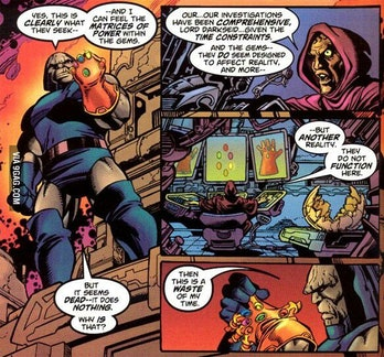 darkseid infinity stones