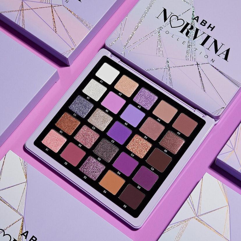 new Anastasia Beverly Hills pro pigment norvina volume 5 palette