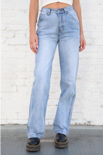 Feanne Light Wash Jeans