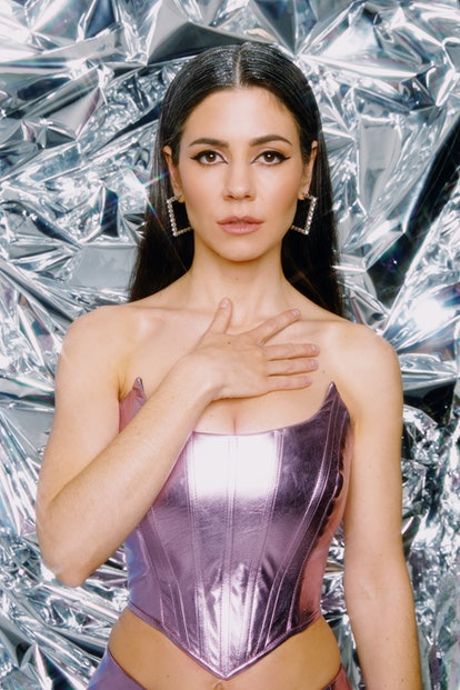 Marina's fifth album 'Ancient Dreams In A Modern Land' is out on Friday, June 11, 2021.
