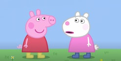 Six seasons of 'Peppa Pig' are streaming on Paramount+.