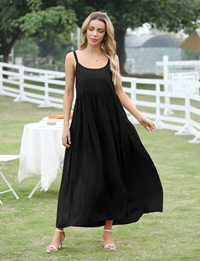 YESNO Casual Midi Dress