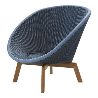 Peacock Lounge Chair - Outdoor