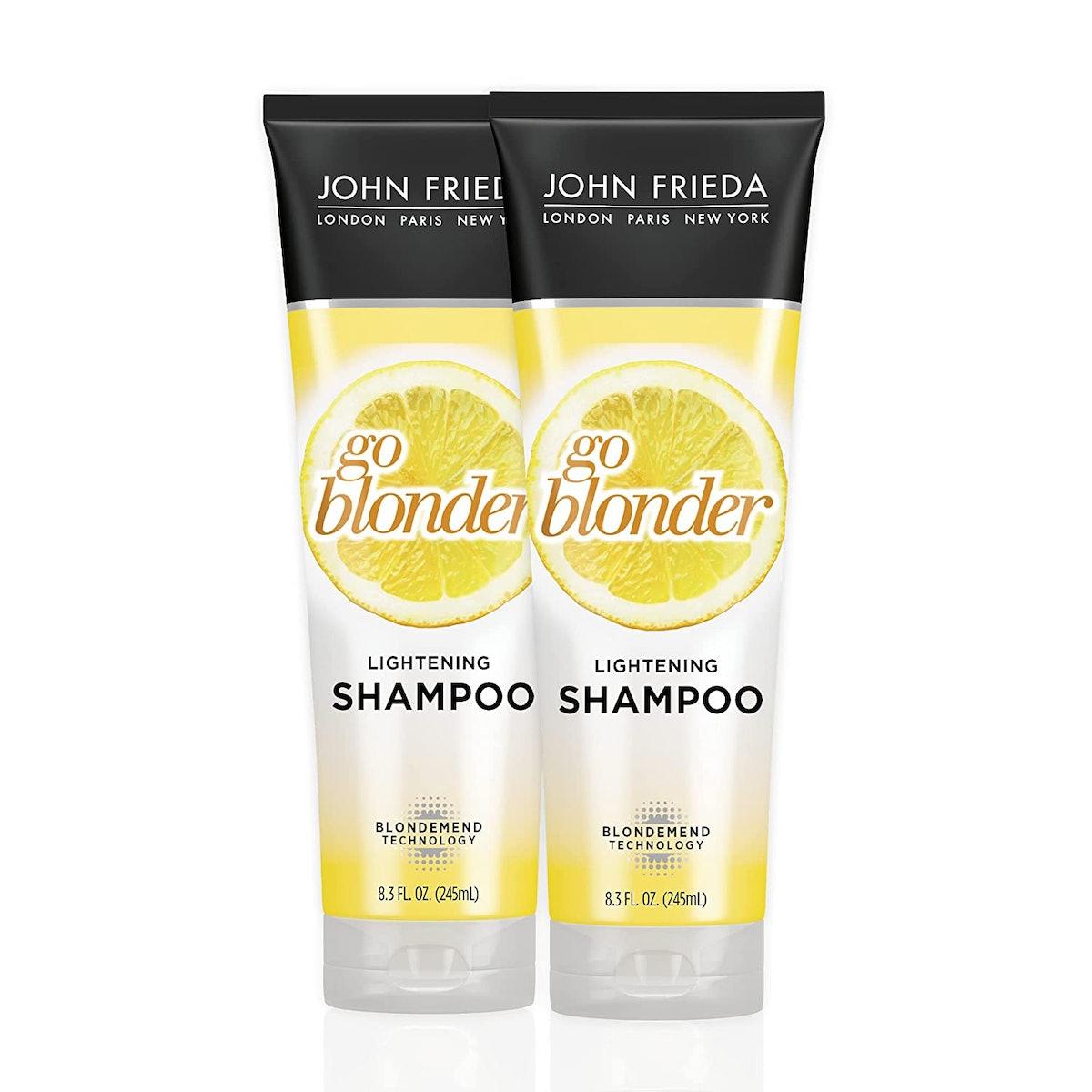 John Frieda Go Blonder Lightening Shampoo