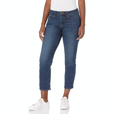 Daily Ritual Standard Girlfriend Jeans