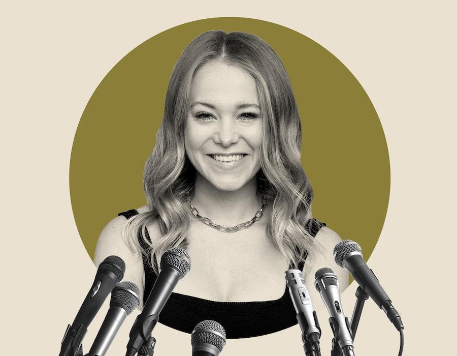 How wellness entrepreneur Poppy Jamie shuts down her inner critic.