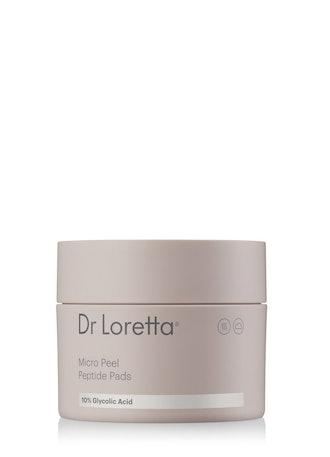 Dr. Loretta Skincare Micro Peel Peptide Pads