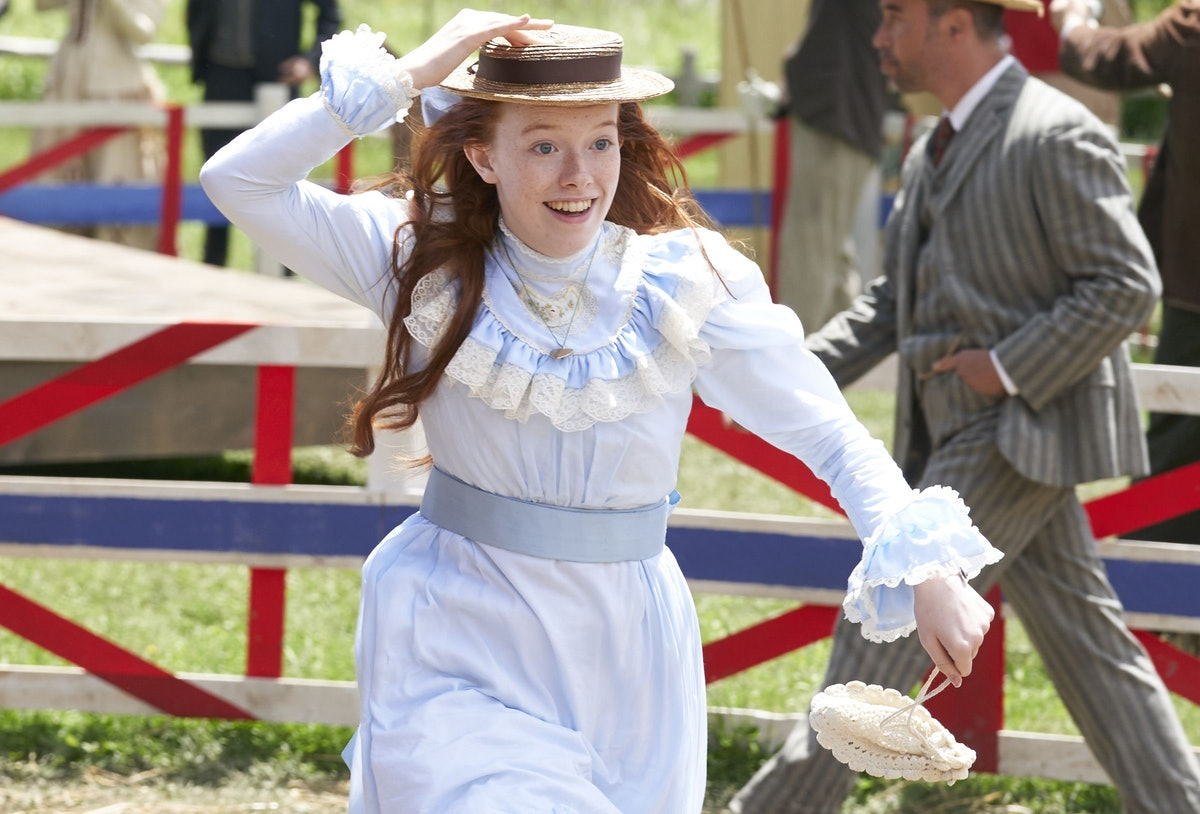 """Amybeth McNulty is skipping off from """"Anne With An E' to star in 'Stranger Things'"""