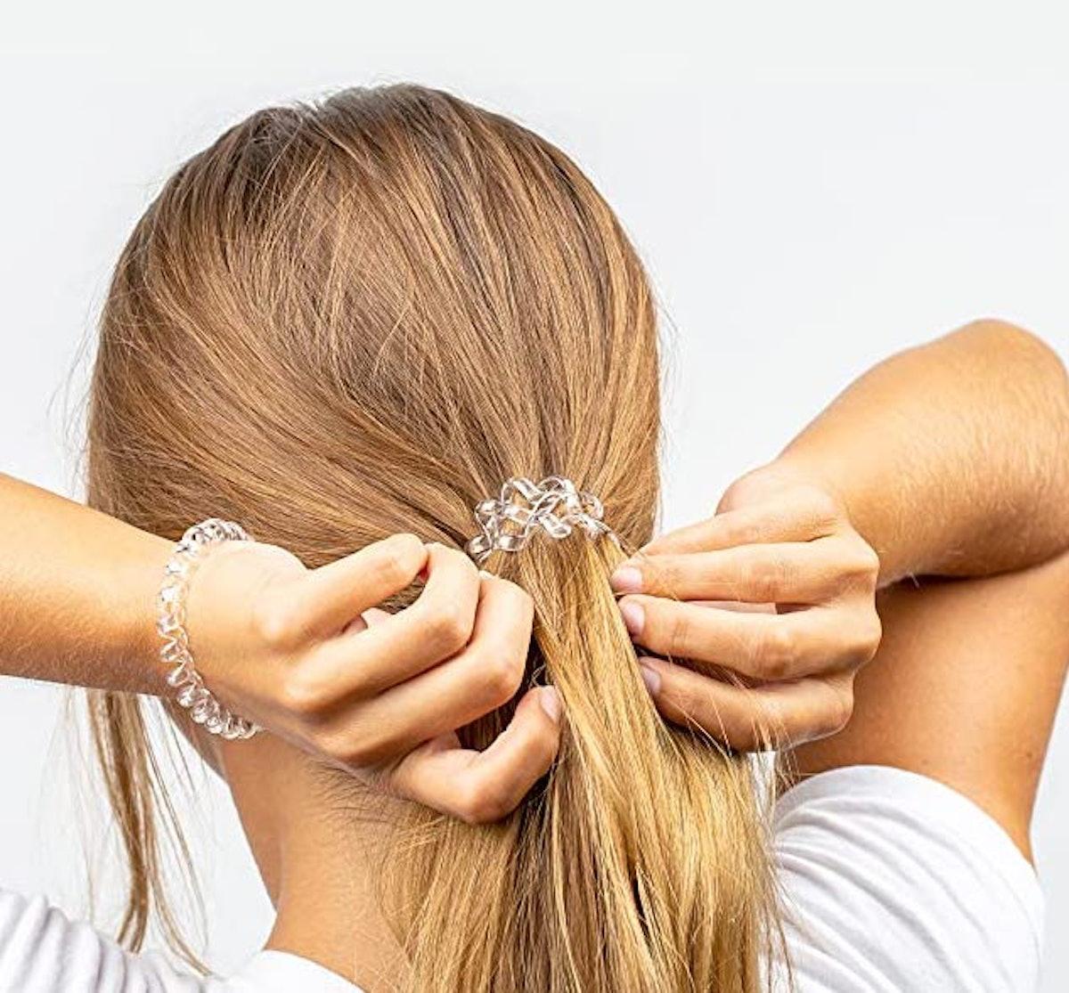 KEYCONCEPTS Spiral Hair Ties