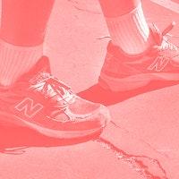 Bodega's chunky New Balance 990v3 'Anniversary' sneaker takes on an old-school design