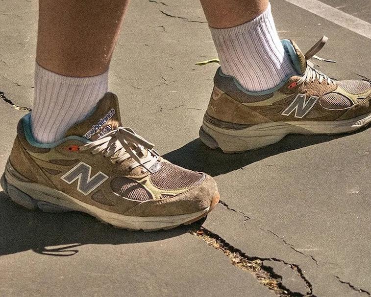 "Bodega x New Balance 990v3 ""Anniversary"" sneaker"