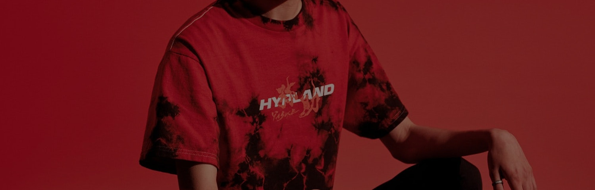 Hypland Yasuke Netflix T-shirt