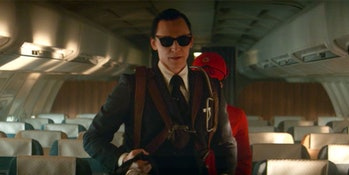 Loki D.B. Cooper Mad Men theory