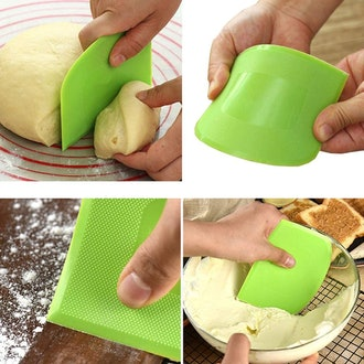 lasenersm Dough Scraper (2-Piece)