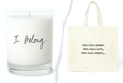 MILCK and The Little Market partnered on a limited-edition candle and tote bag collection.