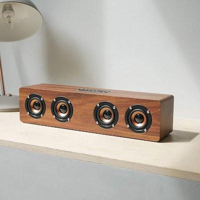 SEVIZ Four Retro Wireless Bluetooth Speaker