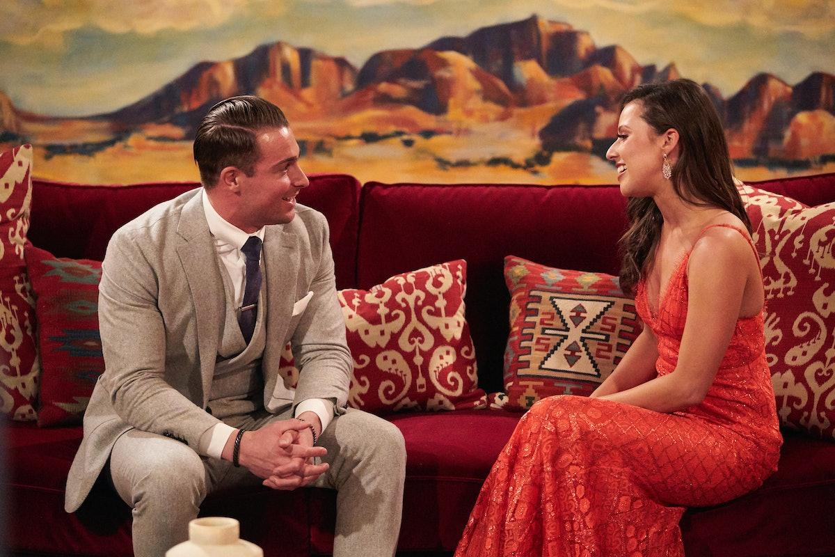 James and Katie Thurston in 'The Bachelorette' Season 17.
