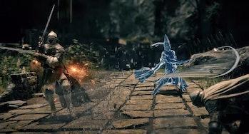elden ring trailer phantom summon