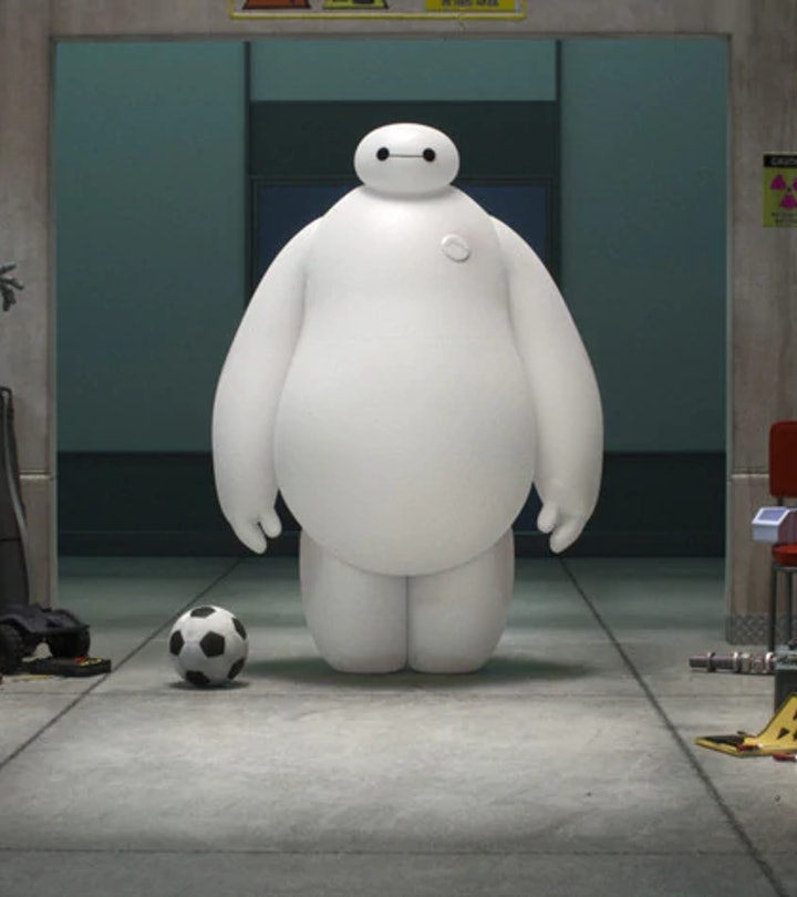 'Big Hero 6' is one of many science fiction movies for families to stream.