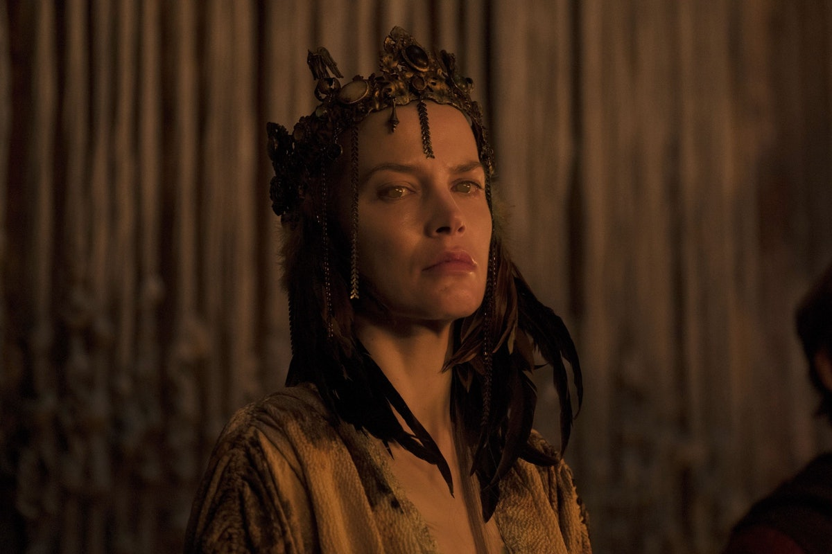 Sylvia Hoeks as Queen Kane in 'See.'