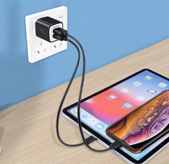 Ailkin USB Wall Charger Block