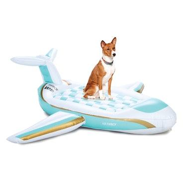 FUNBOY x Bark Private Jet Dog Float