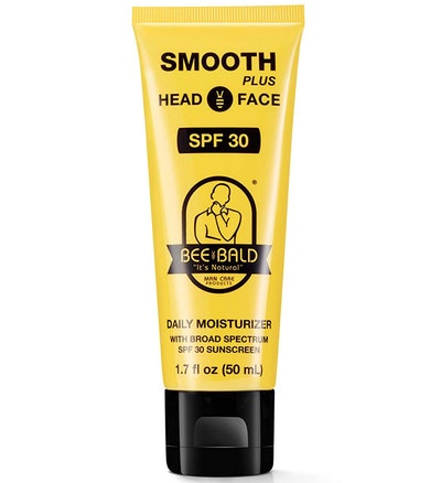 Bee Bald SMOOTH PLUS Daily Moisturizer with SPF 30