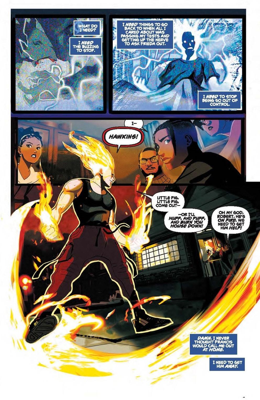 Static Shock DC Comics
