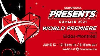 E3 2021 Square Enix Presents