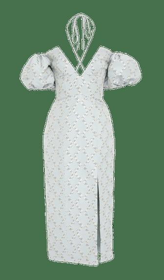 Kitty Floral Corset Dress