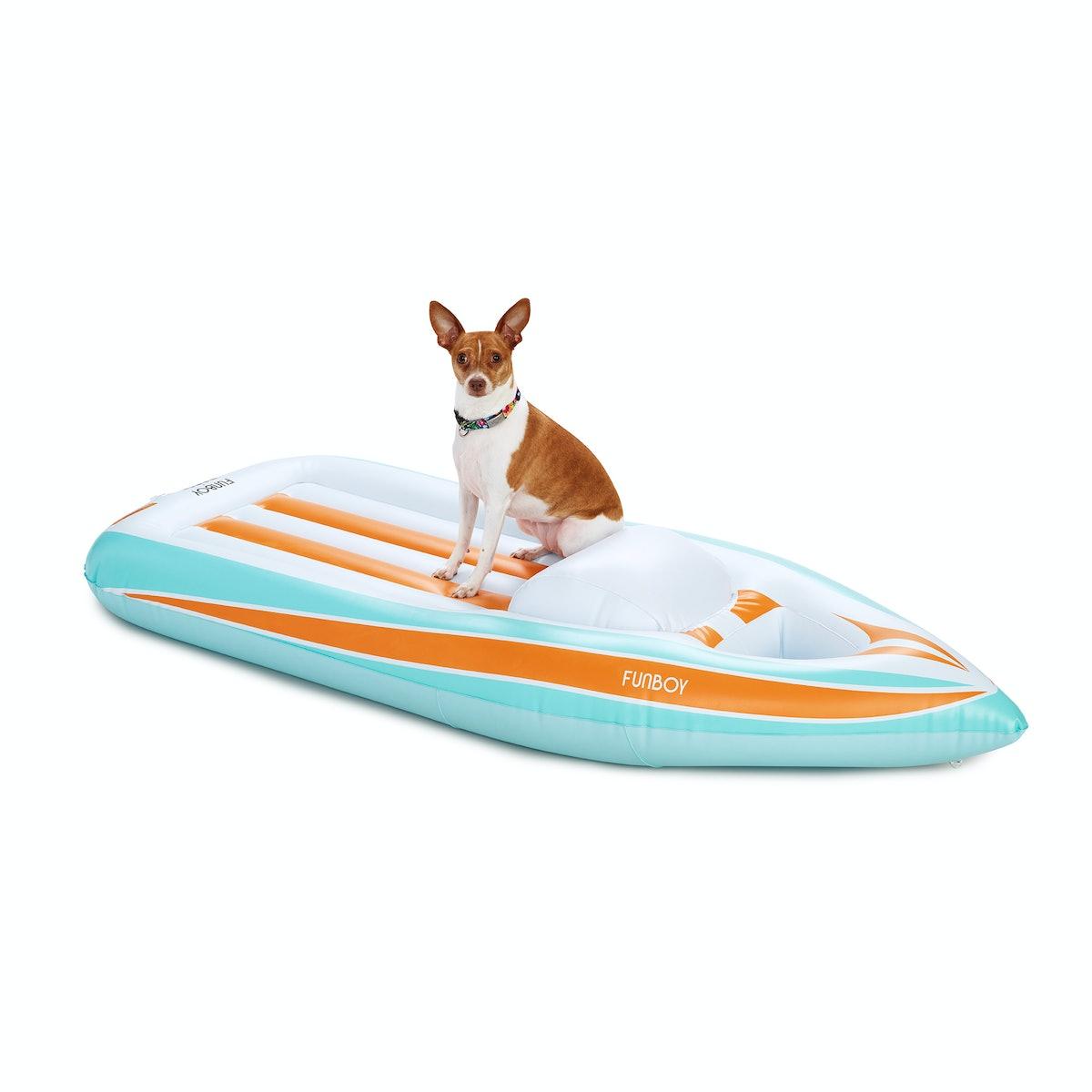 FUNBOY X Bark Yacht Dog Float