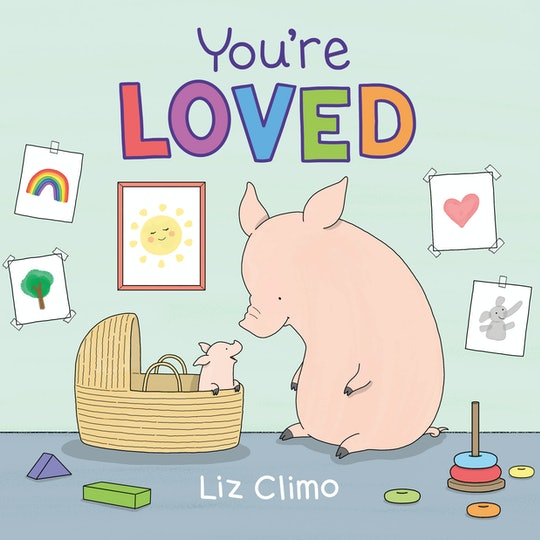 'You're Loved' is a sweet story of milestones for kids and parents.