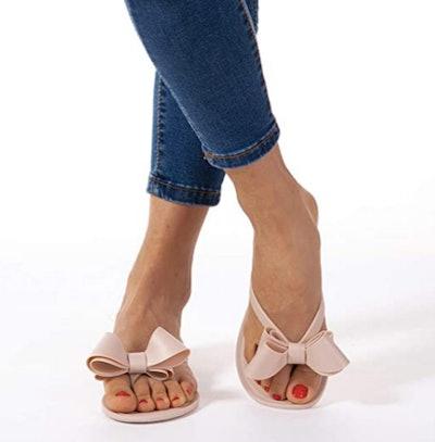 Mtzyoa Bow Sandals