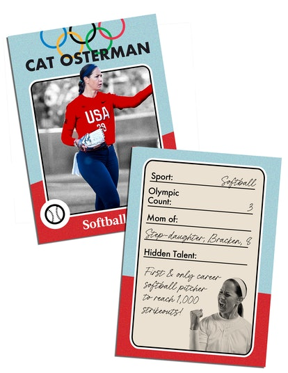 Cat Osterman has come out of retirement for the 2020 Tokyo Olympics.