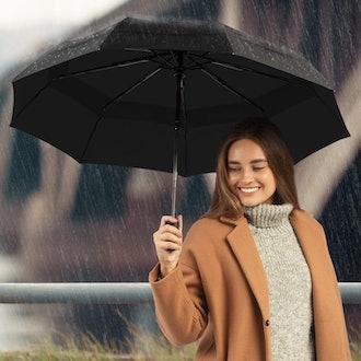 Repel Umbrella Compact Windproof Travel Umbrella