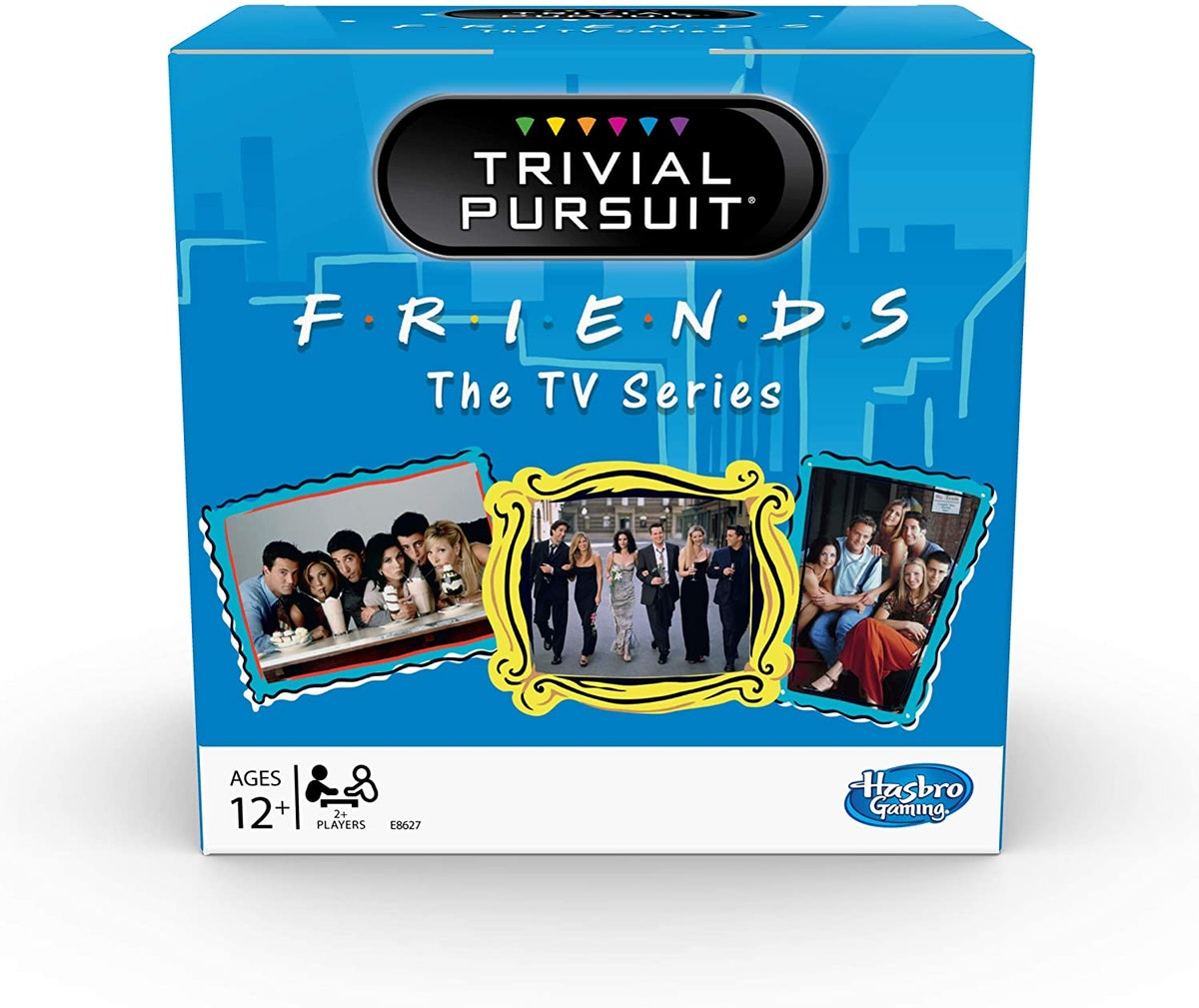 Trivial Pursuit: 'Friends' The TV Series Edition Trivia Party Game