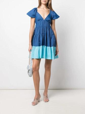 Corsica Colour Block Dress